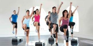 Степ аеробика для похудения
